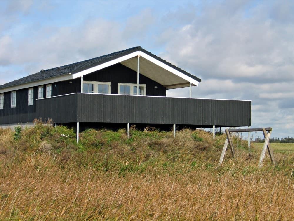 Ferienhaus an der dänischen Westküste
